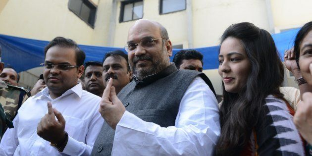 Defending His Son Jay, Amit Shah Says He Didn't Do Any Business With The