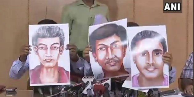 SIT Releases Sketches Of Suspects In Gauri Lankesh's