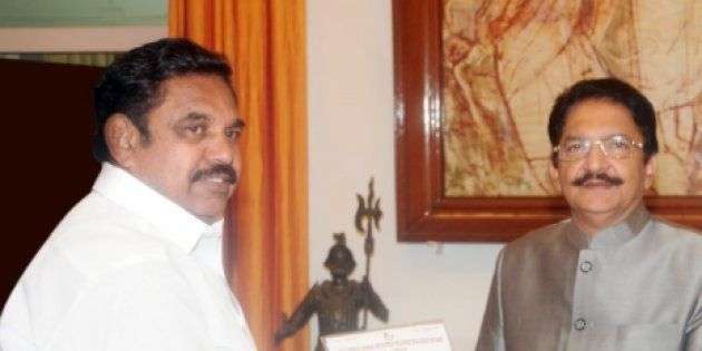 Tamil Nadu CM Palanisamy Says Will Prove His Majority In The Assembly As Asked By The