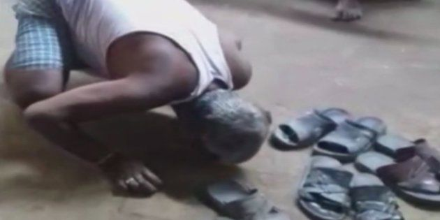 Bihar Man Allegedly Made To Spit, Lick Own Saliva For Entering Sarpanch's House Without