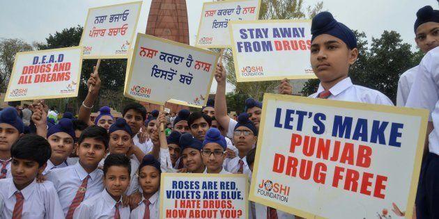 Punjab's Menace: Drug Dealer Dies After Mob Chops Off His