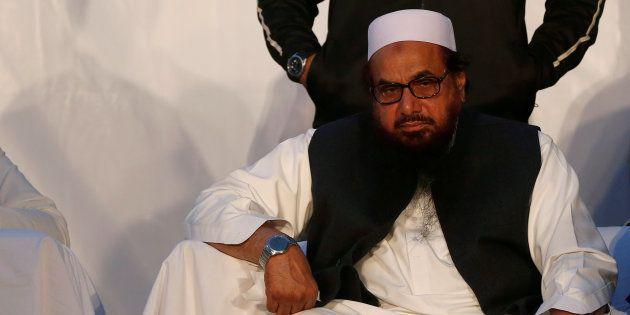 Pakistan Lists JuD Chief Hafiz Saeed, Four Others Under Anti-Terrorism