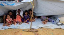 320,000 Children In Rohingya Refugee Camps Threatened By Water-Borne