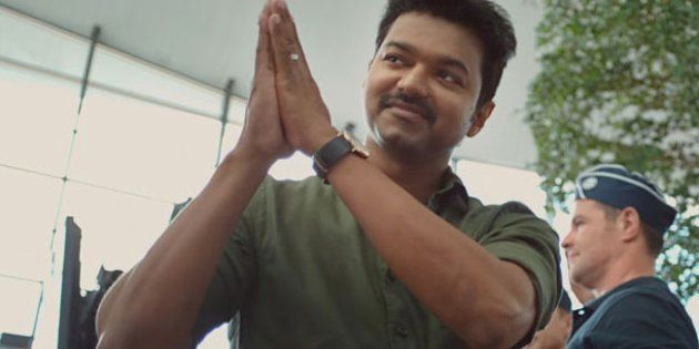 Tamil Nadu BJP Is Furious With Superstar Vijay For Slamming GST In His New Release