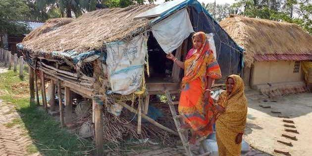 After Losing Land To Floods And Husbands To City Jobs, Women In Sundarbans Have To Struggle Even For...