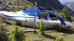 Crew Member Killed, 2 Pilots Injured In Helicopter Accident In
