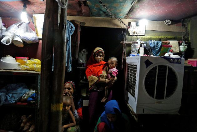 Refugees In India Have To Fend For Themselves – We've Been Talking To Them About How They