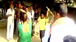 Man Arrested In Mainpuri After Beating Woman For Resisting