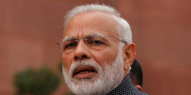 Where Is The Earthquake, Asks PM Modi As He Takes On Rahul, Manmohan And Oppn In Varanasi