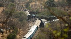 Delhi-Bound Kalindi Express Derails After Collision With A Goods Train In
