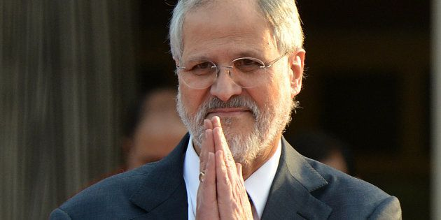 Najeeb Jung Resigns As Lieutenant Governor Of