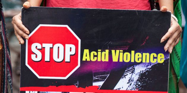 Acid Attack In West Bengal: Two Teenaged Schoolgirls Seriously