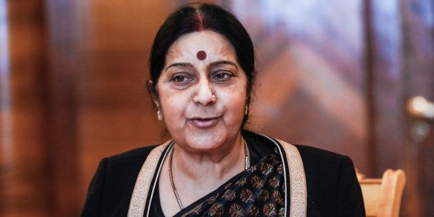 Sushma Swaraj Seeks Report On Custody Of Indian Child By Norwegian