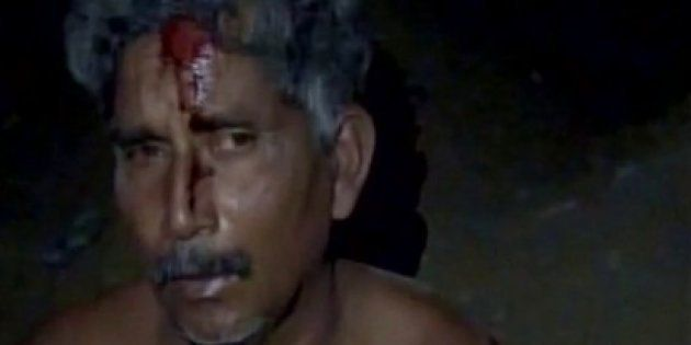 Cow Vigilantes Allegedly Attack Truck Carrying Cows From Rajasthan To