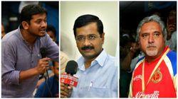 Kejriwal, Mallya, Kanhaiya: People Who Dominated Delhi Courts In