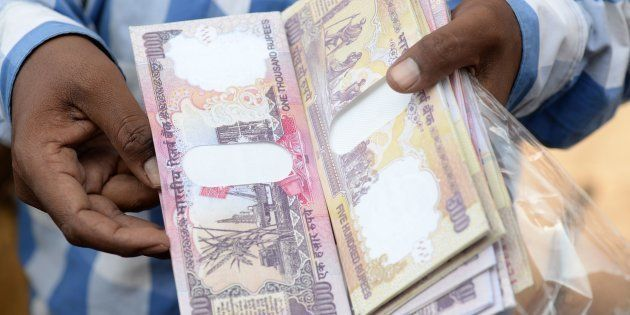 Post Demonetisation, IT Department Has Seized Over ₹505