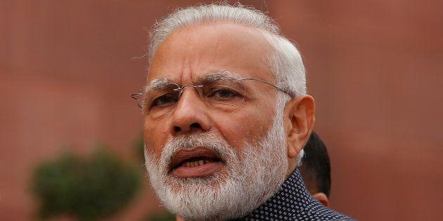 Modi To Visit Mumbai Today And Lay Foundation For Shivaji