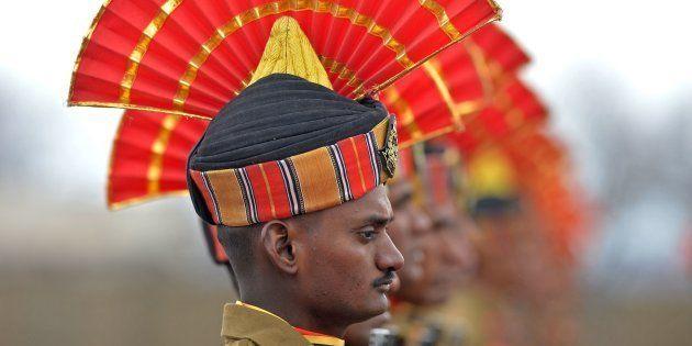 At BSF 'Sainik Sammelan' In Punjab, Porn Plays Instead Of Motivational Training