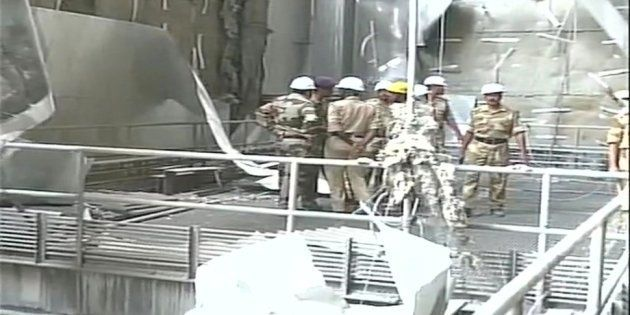 The Boiler Started Shaking And Then There Was A Blast, Survivor Describes NTPC Explosion As Death Toll...