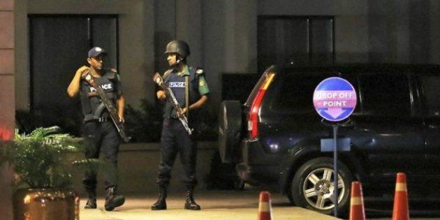 Dhaka Witnesses First Woman Suicide Bomber As Female Jihadists Take Centre-Stage In