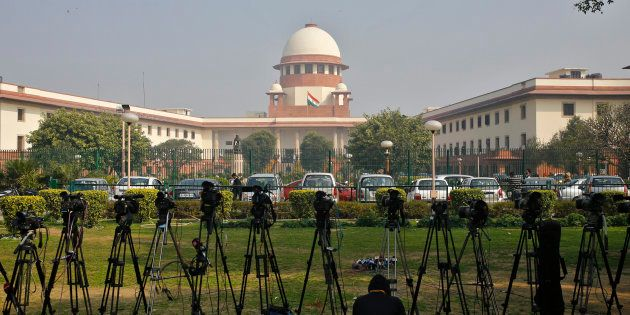 SC Refuses Interim Stay On Linking Aadhar Number To Bank Accounts And Mobile