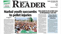 J&K Government Decides To Lift Ban On Kashmir Reader After Three