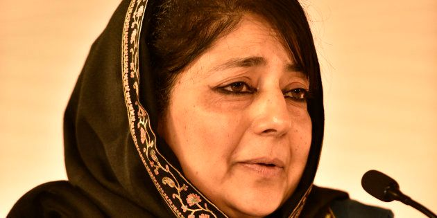 Peace Incomplete If Kashmiri Pandits Don't Feel They Can Live Again In Kashmir, Says Mehbooba