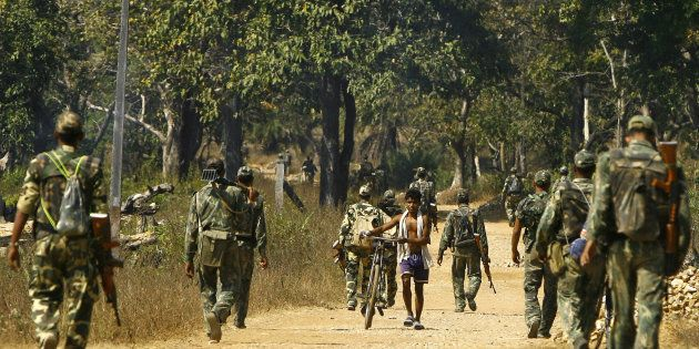 Maoists Are Now Turning To Cell Phones And WhatsApp For Information, Says