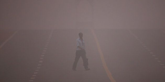 Representative image of pollution in
