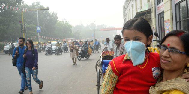 After Delhi, Air Quality Hits Hazardous Levels In Uttar