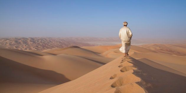 Indian Forced To Live In The Deserts Of Saudi Arabia For 24 Years Will Soon Set Sail For
