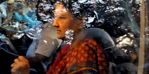 Amid Worries Over Sasikala's Safety, Cyanide Mallika Shifted To Another