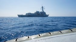 Dispute Over War Ship In The South China Sea Is A Return To 'Business As Usual' For US And
