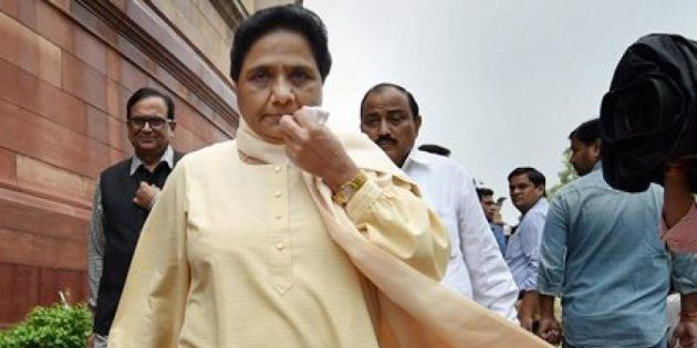 Cash Deposits Worth ₹104 Crore Were Allegedly Made To BSP's Account, ₹1.43 Crores Detected With Mayawati's