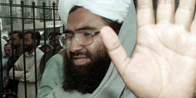 India Lashes Out At China For Demanding 'Solid Proof' To Get JeM Chief Masood Azhar Banned By