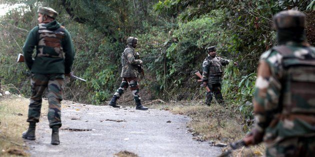 3 Soldiers, 1 Civilian Dead In Terror Attack In Jammu And Kashmir's