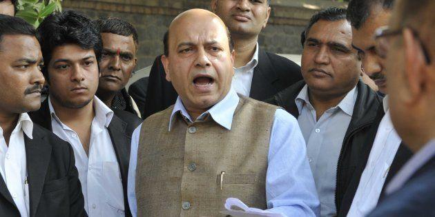 Former BJP MLA Vijay Jolly Booked For