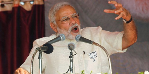 Couple In Their 70s Offer To Adopt PM Modi After His 'Adopted Son' Remark Stirs