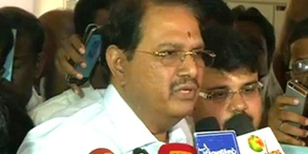 Ex-Tamil Nadu Chief Secretary Says He Was Raided At Gun Point By CRPF, Claims His Life Is In