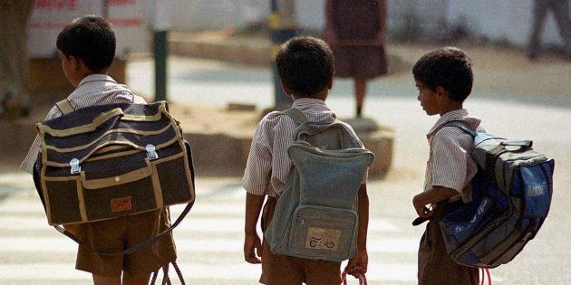This Kerala School Is Reducing The Burden On Its Students With A Pick-Up Facility For Their
