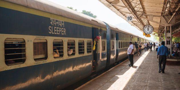 Madhya Pradesh Ticket Checker Bites Off Senior Officer's Nose, Said