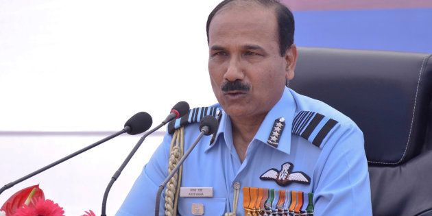 IAF Better Prepared Post Pathankot Attack, Says Air Chief Marshal Arup