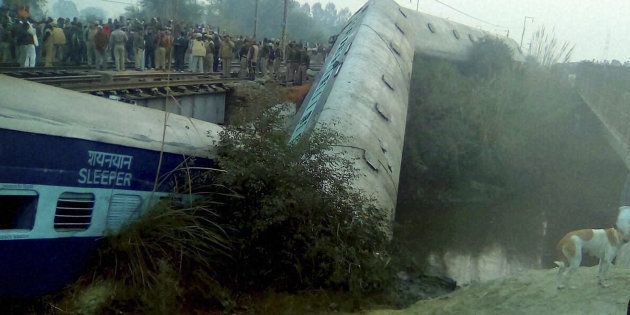Ajmer-Sealdah Express Accident: Indian Railways Rubbishes Reports Of Loss Of Lives, Says 'Everybody Is