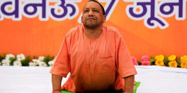 File photo of Yogi Adityanath, Chief Minister of Uttar