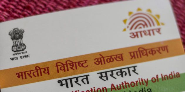 Govt Makes Aadhaar Mandatory For Opening Bank Accounts, Transactions Above