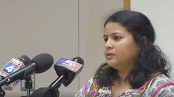 WATCH: 'I Need An Answer From The US Govt,' Says Wife Of Indian Man Killed In