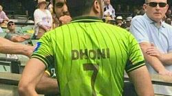 How A Pakistani Fan Of MS Dhoni Proved Cricket Has No