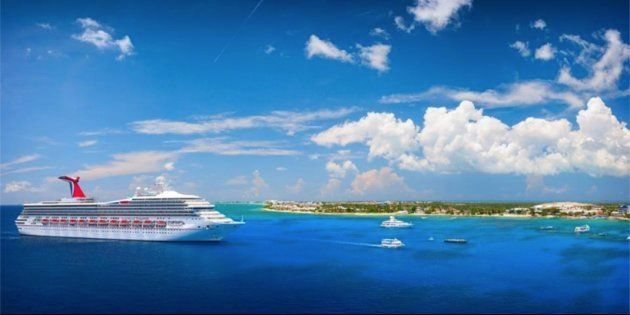 This Boss Is Taking His 800 Employees On A Caribbean Cruise For A