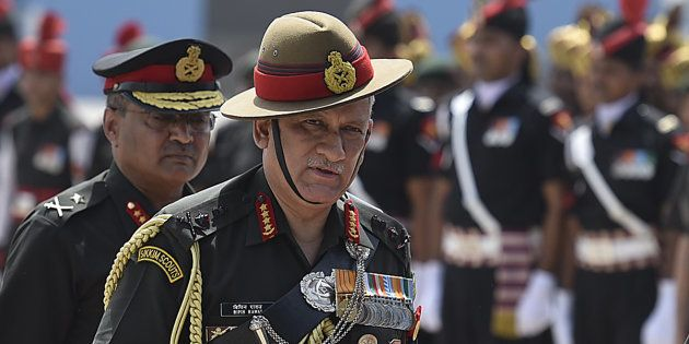 Security Forces Doing A Great Job In Kashmir, Says Army Chief General Bipin