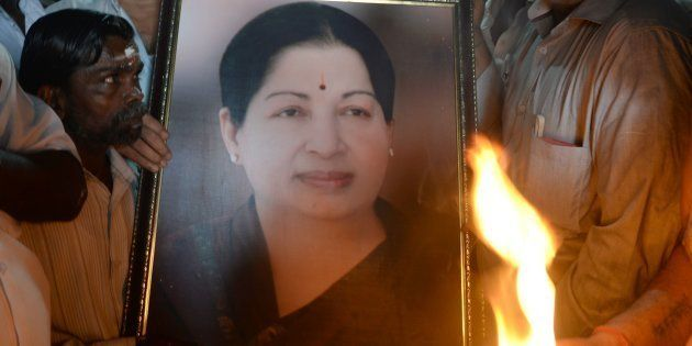 Why Can't Jayalalithaa's Body Be Exhumed, Asks Madras